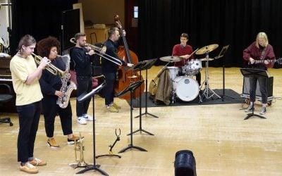 CAVMS / NYJO Jazz Messengers