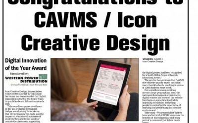 South Wales Argus Digital Innovation Award